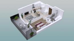Achat Appartement 2 pièces Montigny les Metz