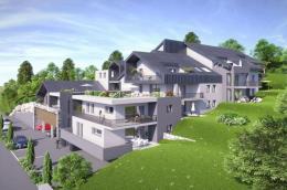 Achat Appartement 3 pièces Mouxy