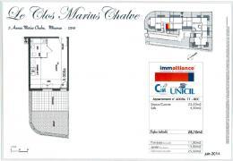 Achat studio Miramas