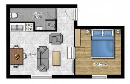 Achat Appartement 2 pièces Amneville
