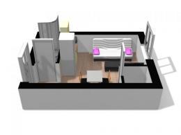 Achat studio Evreux