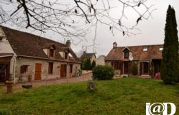 Achat Maison 9 pièces St Rigomer des Bois