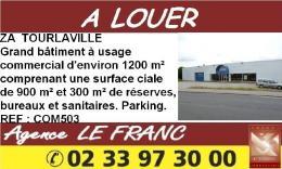 Location Commerce Tourlaville