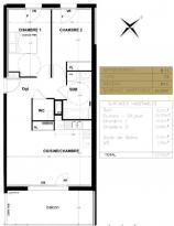 Achat Appartement 3 pièces Domene
