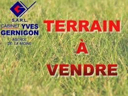 Achat Terrain Montfaucon Montigne