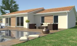 Achat Maison+Terrain 4 pièces Gastes