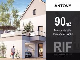 Achat Maison 4 pièces Antony