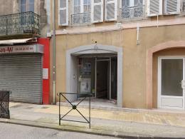 Location Commerce 2 pièces Limoux