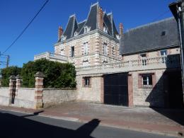 Achat Château 10 pièces Neuille le Lierre