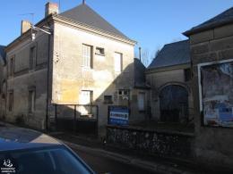 Achat Maison 8 pièces St Paterne Racan