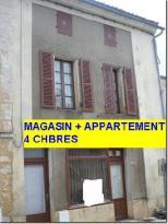 Achat Maison 7 pièces Roullet St Estephe