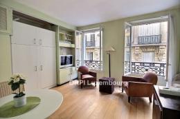 Appartement Paris 06 &bull; <span class='offer-area-number'>28</span> m² environ &bull; <span class='offer-rooms-number'>2</span> pièces