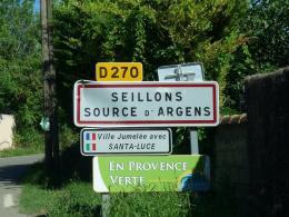 Achat Terrain Seillons Source d Argens
