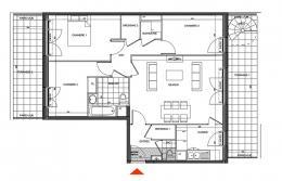 Achat Appartement 4 pièces Houilles