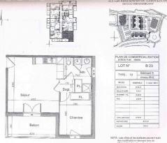 Location Appartement 2 pièces Hennebont