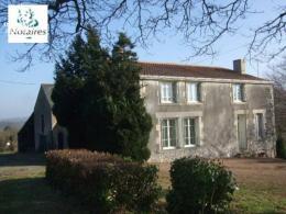 Achat Maison 6 pièces St Michel Mont Mercure