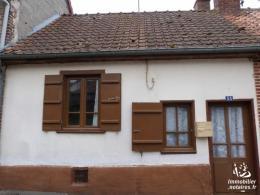 Achat Maison 3 pièces Oisemont