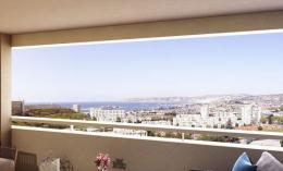 Achat Appartement 4 pièces Marseille 15