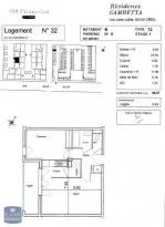 Location Appartement 2 pièces Creil