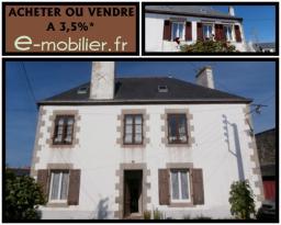 Achat Maison 8 pièces Groix