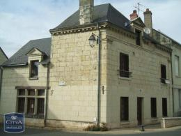 Achat Maison 5 pièces Montsoreau