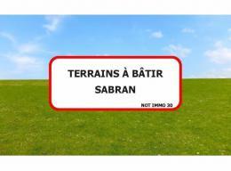 Achat Terrain Sabran