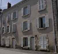 Location Appartement 3 pièces Neuvy St Sepulchre