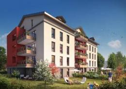 Achat Appartement 3 pièces St Pierre en Faucigny