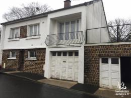 Achat Maison 3 pièces Fresnay sur Sarthe