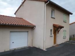 Location Maison 4 pièces Le Puy en Velay
