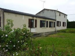 Achat Maison 6 pièces St Fort sur Gironde