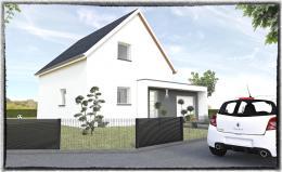Achat Maison+Terrain Bollwiller