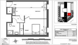 Location Appartement 2 pièces Tours