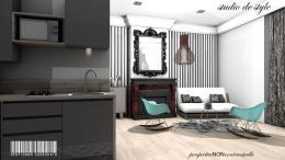 Appartement Lyon 07 &bull; <span class='offer-area-number'>22</span> m² environ &bull; <span class='offer-rooms-number'>1</span> pièce