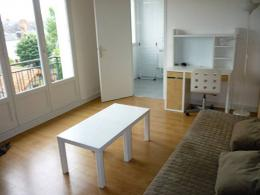 Appartement Tours &bull; <span class='offer-area-number'>28</span> m² environ &bull; <span class='offer-rooms-number'>1</span> pièce