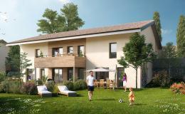 Achat Appartement 4 pièces Villette-de-Vienne