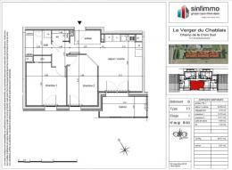 Achat Appartement 3 pièces Massongy