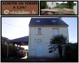 Achat Maison 5 pièces Groix