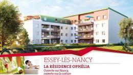 Location Appartement 2 pièces Essey les Nancy