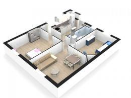 Achat Appartement 3 pièces Oloron Ste Marie