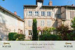 Achat Maison 7 pièces St Leonard de Noblat