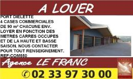 Location Commerce Treauville