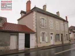 Achat Maison 4 pièces Ebreuil
