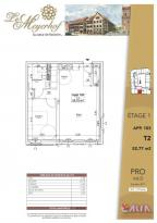 Achat Appartement 2 pièces Rosheim