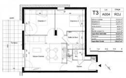 Achat Appartement 3 pièces Meyzieu