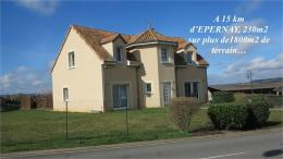 Achat Maison 9 pièces Epernay
