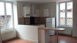 Location Appartement 2 pièces Le Breuil sur Couze