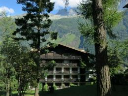 Achat studio Chamonix Mont Blanc