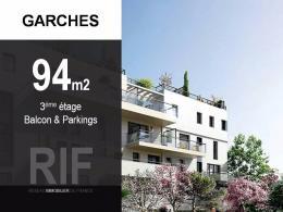 Achat Appartement 4 pièces Garches