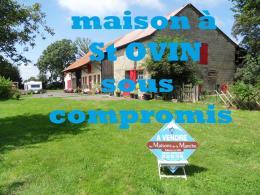 Achat Maison 5 pièces St Ovin